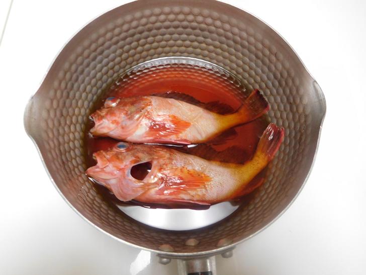 基本の煮魚3