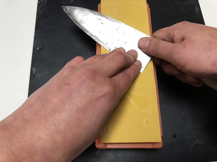 刃の黒幕使い方研ぎ方3
