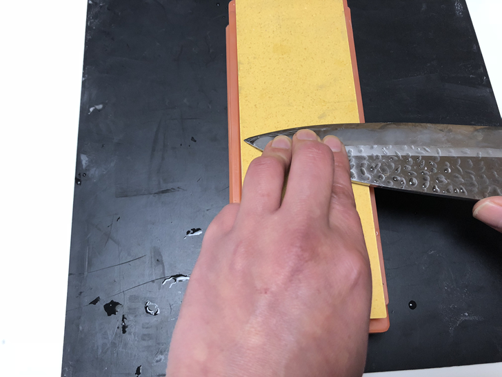刃の黒幕使い方研ぎ方5