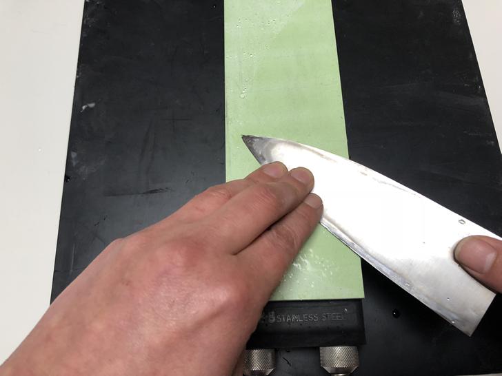 刃の黒幕使い方研ぎ方9