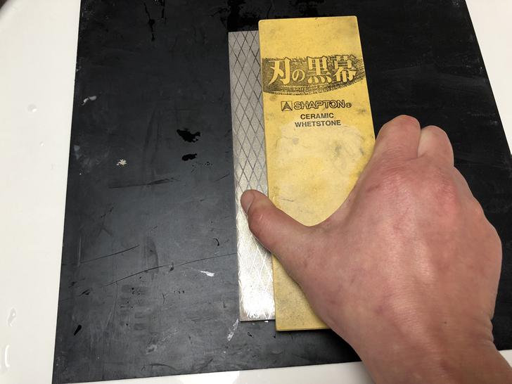 刃の黒幕使い方研ぎ方16