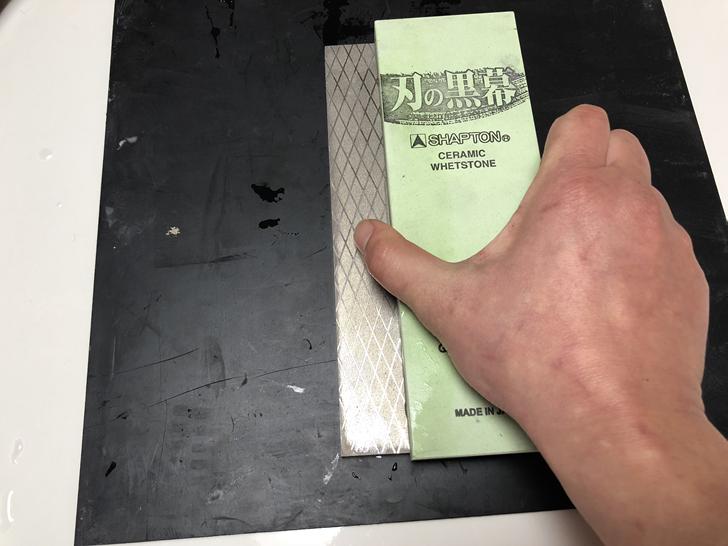 刃の黒幕使い方研ぎ方17