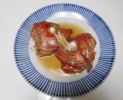 金目鯛の兜煮7