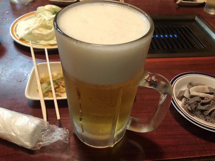 乃み助生大ビール