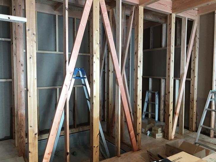 木造軸組み工法②