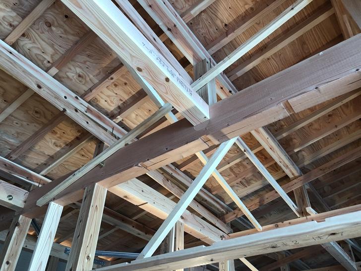 木造軸組み工法③