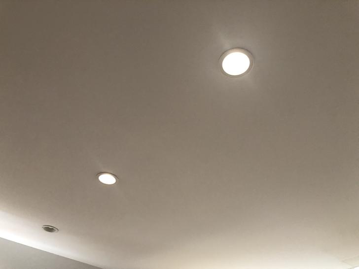 リビング中央照明